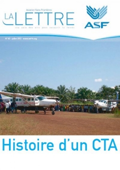 aviation sans frontières - Letter 82 - July 2012